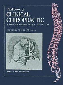Clinical Chiropractic book cover2